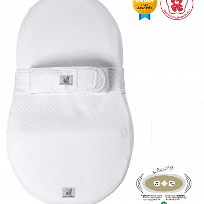 Матрас-кокон dolce COCON Plus (White)